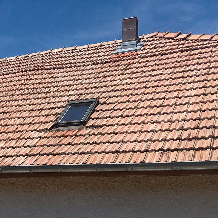 Nettoyage de toiture en Bourgogne-Franche-Comté - Entretien Toiture